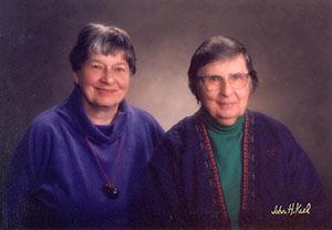 Ann Victoria & Elizabeth Billie Adler